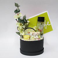 Bliss Basket Spa Gift Basket