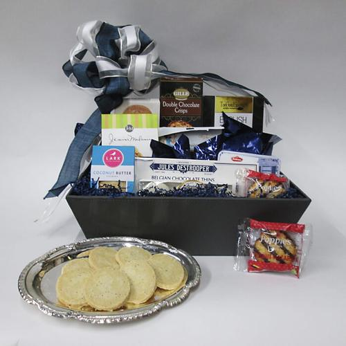 Cookie Cookie Cookie Gift Basket