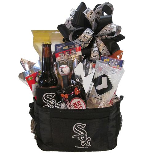 White Sox Cooler Gift Basket