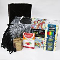 Cuddle Up Gift Basket