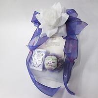 Lavender Pamper Plate Hostess Gift