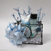 Lotus Blossom Pamper Purse Gift Basket