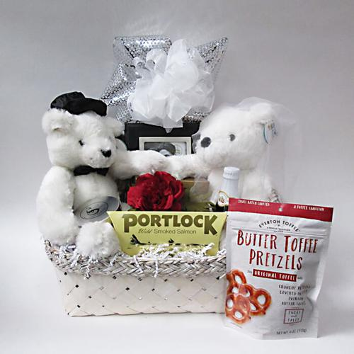 Wedding Day Gift Basket