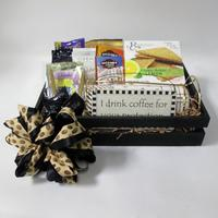 Jolt of Java Coffee Gift Basket