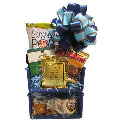Great Work Gift Basket