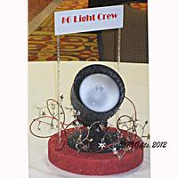 Music Theater Centerpieces